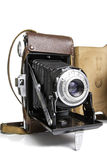 Old Photographic Camera Stock Photos