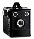 Old photography camera Stock Photo