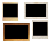 Old photography frames Royalty Free Stock Photos