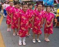 Old Phuket town festival Royalty Free Stock Photos