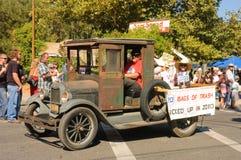 Old pickup truck Stock Photo