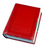 Old picture album Royalty Free Stock Photos
