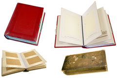 Old picture album Royalty Free Stock Images