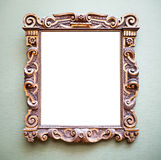 Old picture frame Royalty Free Stock Photos