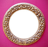 Old picture frame Royalty Free Stock Photo