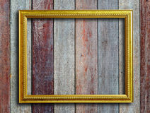 Old Picture Frame. Royalty Free Stock Photos
