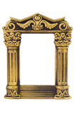An old picture frame Royalty Free Stock Photos