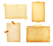 Old picture frame group Royalty Free Stock Image
