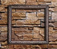 Old Picture frame. Stock Photos