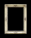Old picture frame Stock Images