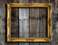 Old Picture frame. Royalty Free Stock Photo