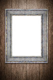Old picture frame Stock Photography