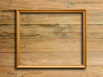 Old Picture frame. Royalty Free Stock Photography