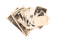 Old pictures Royalty Free Stock Photography