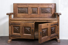 Old Piece of Forniture Stock Image