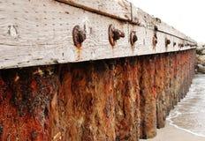 Old pier Stock Photos