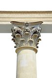 Old pillar. Royalty Free Stock Images