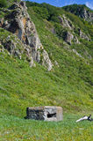 Old pillbox 7 Stock Photos
