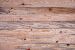 Old pine boards. Stock Photos