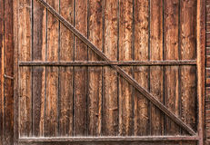 Old pine wood. Stock Photography