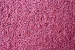 Old pink woolen blanket. Texture Royalty Free Stock Images