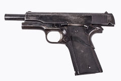 Old Pistol Royalty Free Stock Photography