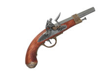 Old Pistol Stock Images
