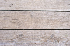 Old plain wooden fence background Royalty Free Stock Image