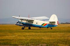 Old plane Stock Image