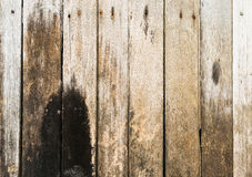 Old plank wall Royalty Free Stock Image