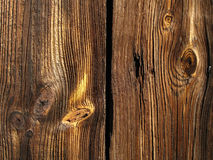 Old planks. Of a booth Royalty Free Stock Photos