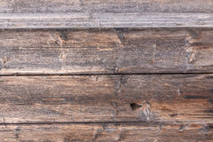 Old planks with a distinct wood structure Royalty Free Stock Photos