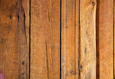 Old planks Stock Images