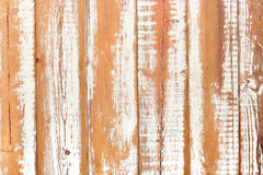 Old planks. Old wooden planks which have been painted and sanded Stock Photo