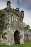Old plantation, Sao Tome and Principe, Africa Stock Photo