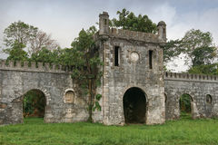 Old plantation, Sao Tome and Principe, Africa Royalty Free Stock Image