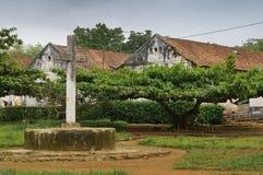 Old plantation, Sao Tome and Principe, Africa Stock Photos