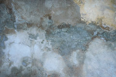 Old plaster gray and blue hue. Grunge old house wall. textured background. plaster gray and blue hue Stock Images