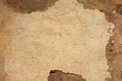 Old Plaster mortar wall Royalty Free Stock Photos
