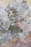 Old plastered wall abstract Royalty Free Stock Photo
