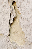 Old plastered wall closeup Stock Images