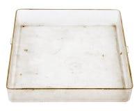 Old plastic box Stock Image