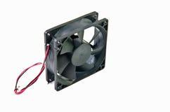 Old plastic fan Stock Photo