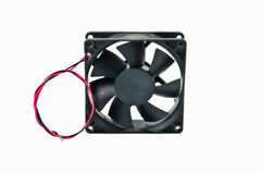 Old plastic fan Royalty Free Stock Images