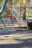 Old playground Stock Photo