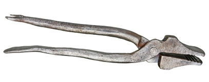 Old pliers Stock Photos