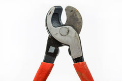 Old pliers Royalty Free Stock Images