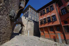 Old Plovdiv, Bulgaria - Europe. Stock Image
