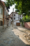 Old Plovdiv Royalty Free Stock Photos