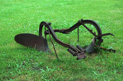 Old Plow Stock Images